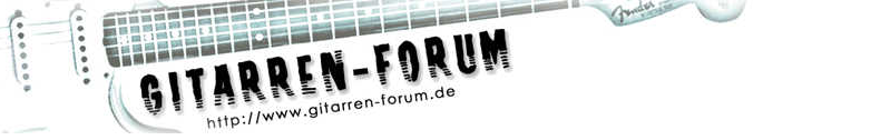 Gitarren-Forum.de - Powered by vBulletin